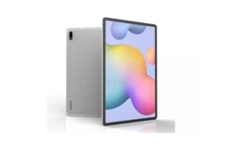Samsung Galaxy Tab S7+: ya hemos visto sus primeros renders