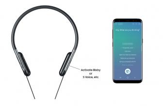 Samsung U Flex, los nuevos auriculares con Bixby incluido