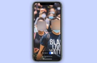 Con la app Signal puedes desenfocar la cara de quien salga en tus fotos