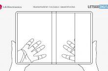 LG acaba de patentar un smartphone plegable transparente