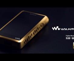 Sony NW-MW1Z, un Walkman muy exclusivo