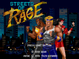 Throwback Thursday: Streets of Rage (1/2/3)