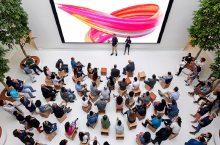 Estos son los próximos eventos gratuitos del Today at Apple