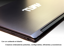 Tuxy U-Book 7, Linux Inside con procesador KabyLake