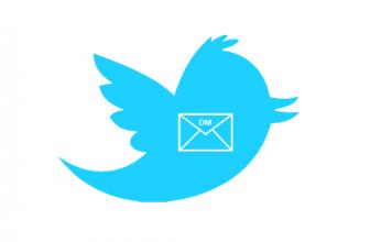 Adiós al límite de 140 caracteres en los privados de Twitter