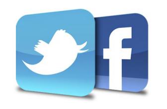 Las compras ahora serán directas desde Facebook y Twitter