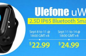 Ulefone uWear, promoción especial en Gearbest