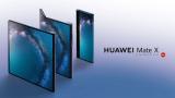 Se filtra un vídeo con el unboxing del Huawei Mate X