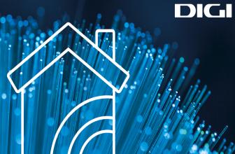 Así queda la oferta de la nueva fibra de DIGI para el hogar