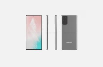 Vídeo del Samsung Galaxy Note 20, ¿será este su diseño?
