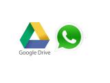 Whatsapp ya no contará como espacio ocupado en Drive
