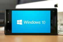 Windows 10 podría instalarse en dispositivos Android