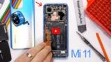 Así es el Xiaomi Mi 11 por dentro: Aquí lo puedes ver al detalle en vídeo