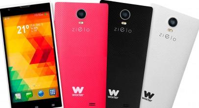 Zielo ZX-900 4G, Woxter presenta su primer 4G con ocho núcleos