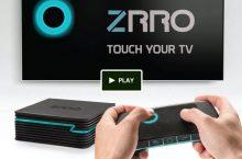 ZRRO: la nueva consola de Android busca apoyo en el crowdfunding