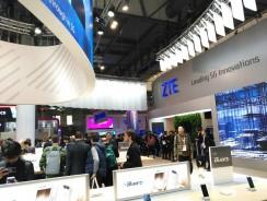 #MWC17: ZTE presenta el Blade V8/Lite y el Gigabit 5G